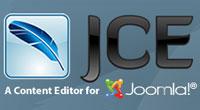 JCE Editor – лучший визуальный редактор для Joomla