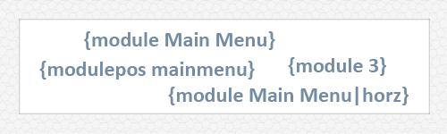 Синтаксис плагина Modules Anywhere