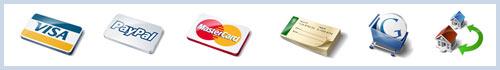 Иконки оплаты в интернет магазине