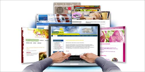 Хостинг с конструктором сайтов - обзор популярных провайдеров