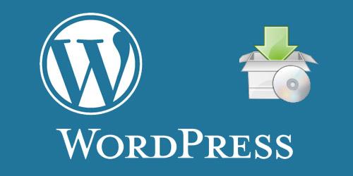 Установка Wordpress на Денвер (локальный сервер) - пошаговая инструкция